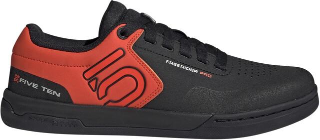 adidas Five Ten Freerider Pro Scarpe Uomo, core blackactive orangegretwo
